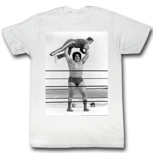Image for Andre the Giant T-Shirt - Lightweight