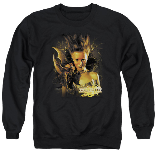 Image for MirrorMask Crewneck - Queen of Shadows