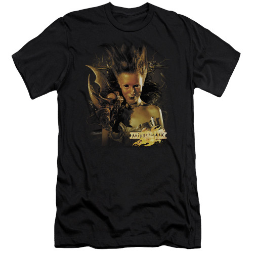 Image for MirrorMask Premium Canvas Premium Shirt - Queen of Shadows