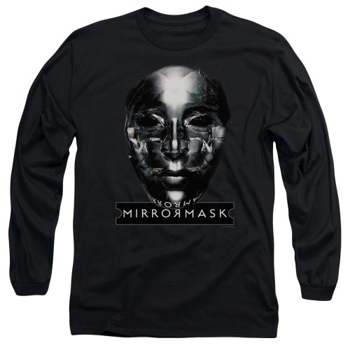 Image for MirrorMask Long Sleeve Shirt - Mask