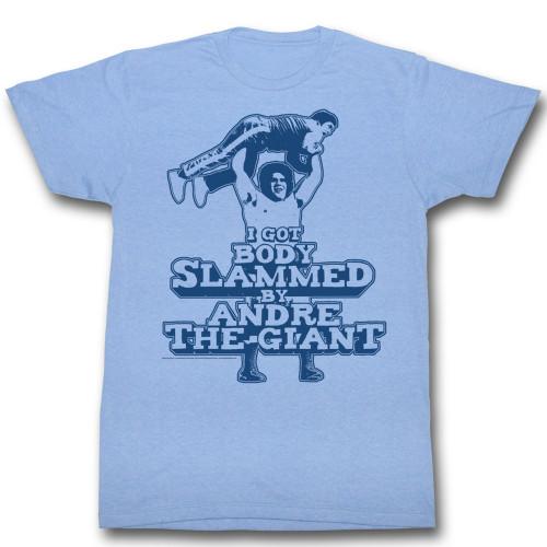 Image for Andre the Giant T-Shirt - Slammed