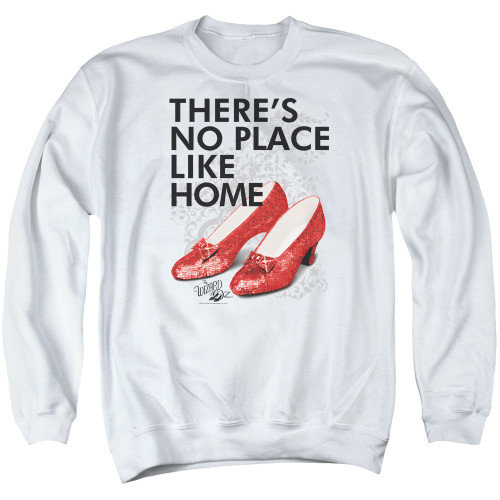 Image for The Wizard of Oz Crewneck - No Place Like Home