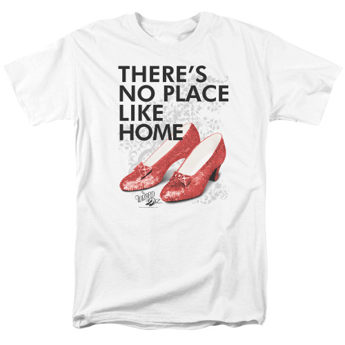 Image for The Wizard of Oz T-Shirt - No Place Like Home
