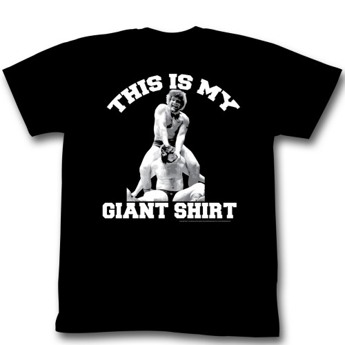 Image for Andre the Giant T-Shirt - Death