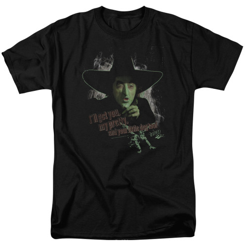 Image for The Wizard of Oz T-Shirt - You and Your Little Dog Toto Too