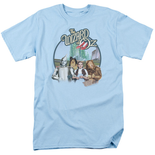 Image for The Wizard of Oz T-Shirt - Off to See the Wizard