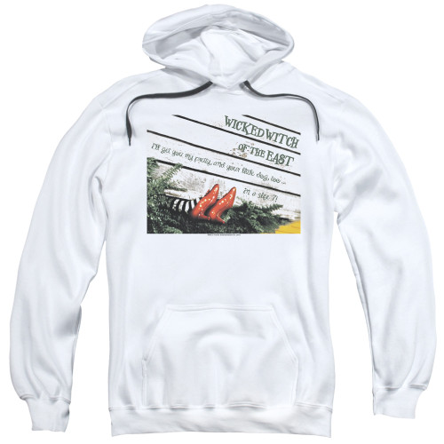 Image for The Wizard of Oz Hoodie - Size 7