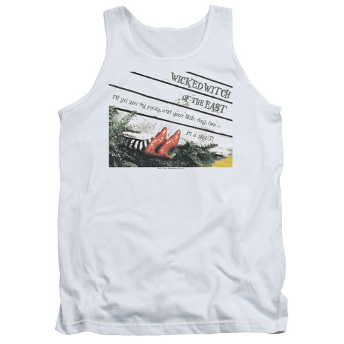 Image for The Wizard of Oz Tank Top - Size 7
