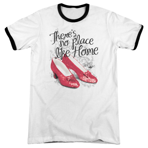 Image for The Wizard of Oz Ringer - Ruby Slippers