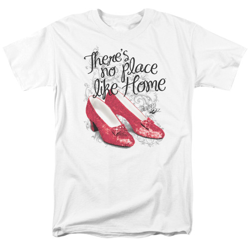 Image for The Wizard of Oz T-Shirt - Ruby Slippers