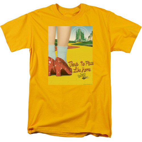 Image for The Wizard of Oz T-Shirt - The Way Home