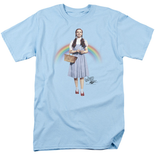 Image for The Wizard of Oz T-Shirt - Over the Rainbow