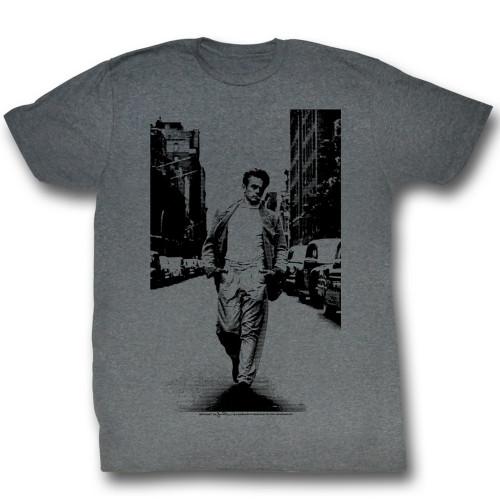 Image for James Dean T-Shirt - Street Walker