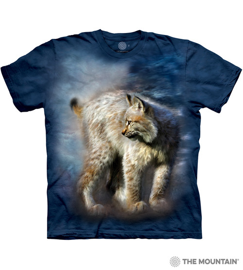 Image for The Mountain T-Shirt - Silent Spirit