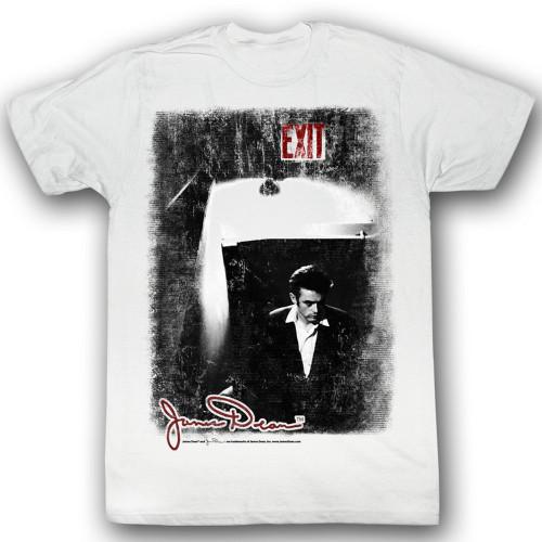 Image for James Dean T-Shirt - Exit