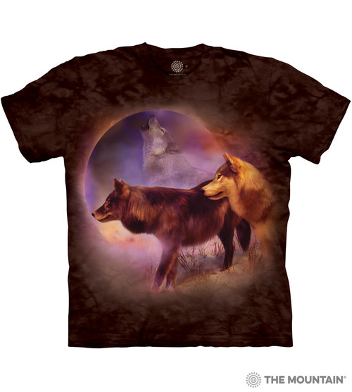 Image for The Mountain T-Shirt - Spirit of the Moon