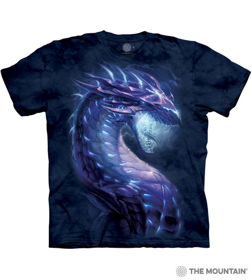 Image for The Mountain T-Shirt - Stormborn