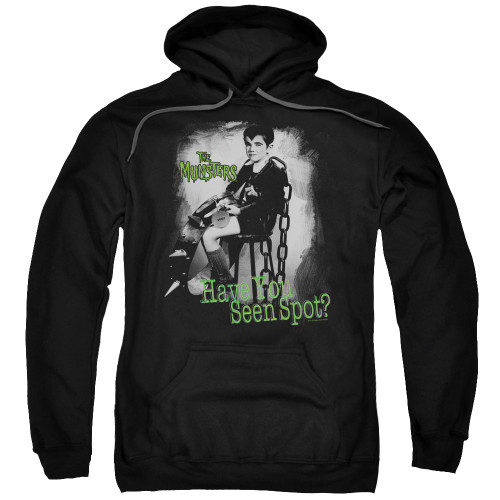 Image for The Munsters Hoodie - Have You Seen Spot?