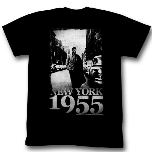 Image for James Dean T-Shirt - 1955