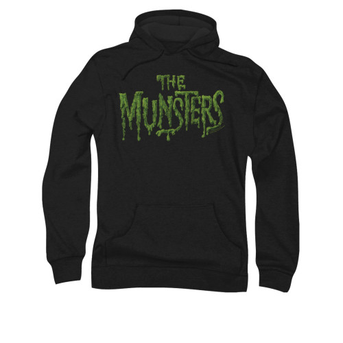 Image for The Munsters Hoodie - Distress Logo