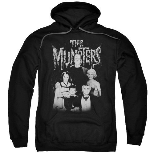 Image for The Munsters Hoodie - Family Portrait