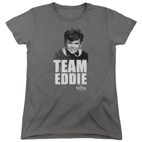 Image for The Munsters Woman's T-Shirt - Team Edward