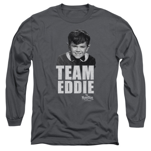 Image for The Munsters Long Sleeve T-Shirt - Team Edward