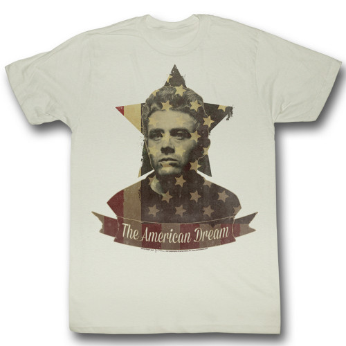 Image for James Dean T-Shirt - American Dream
