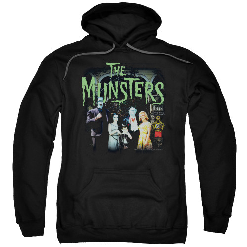 Image for The Munsters Hoodie - 1313 50 Years