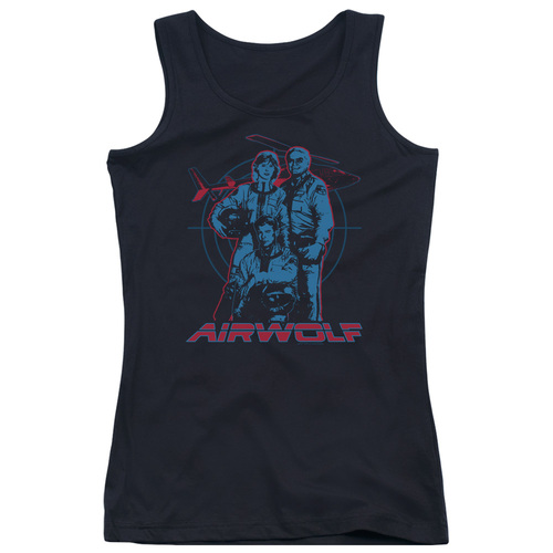 Image for Airwolf Girls Tank Top - Graphic
