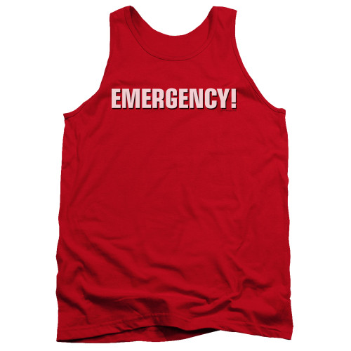 Image for Emergency Tank Top - Logo