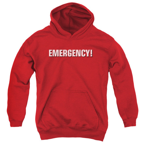 Image for Emergency Youth Hoodie - Logo
