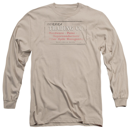 Image for Eureka Long Sleeve T-Shirt - Trading Post