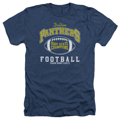 Image for Friday Night Lights Heather T-Shirt - State Champs
