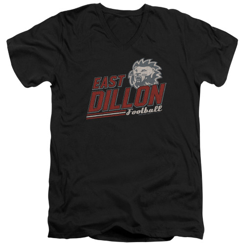 Image for Friday Night Lights T-Shirt - V Neck - Athletic Lions