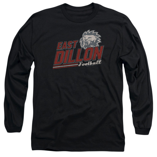 Image for Friday Night Lights Long Sleeve T-Shirt - Athletic Lions
