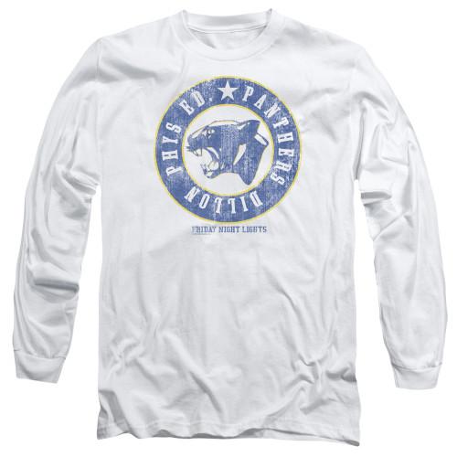 Image for Friday Night Lights Long Sleeve T-Shirt - Dillon Phys Ed