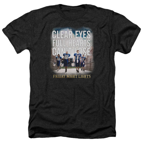 Image for Friday Night Lights Heather T-Shirt - Motivated