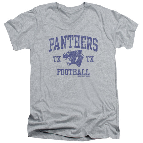 Image for Friday Night Lights T-Shirt - V Neck - Panther Arch