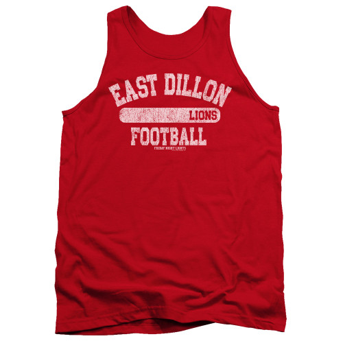 Image for Friday Night Lights Tank Top - Lions Pill Box