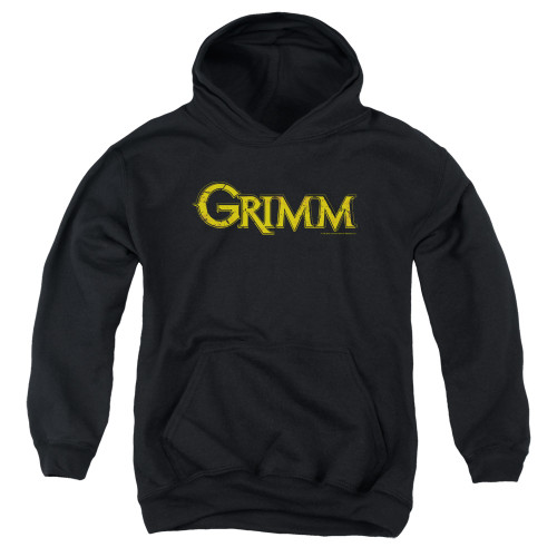 Image for Grimm Youth Hoodie - Gold Logo