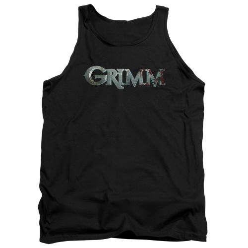 Image for Grimm Tank Top - Bloody Logo