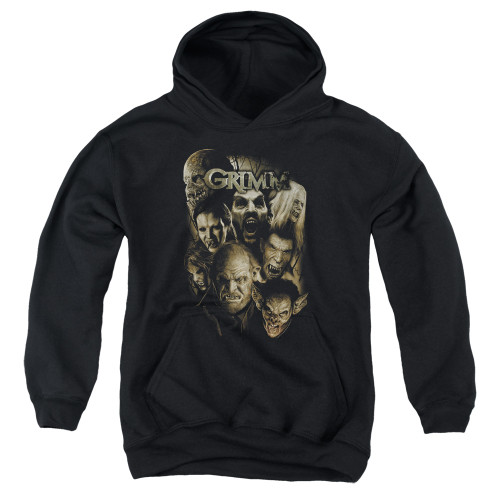 Image for Grimm Youth Hoodie - Wesen