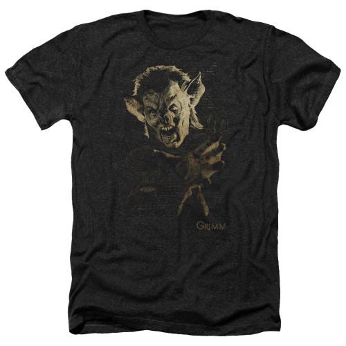 Image for Grimm Heather T-Shirt - Murcilago