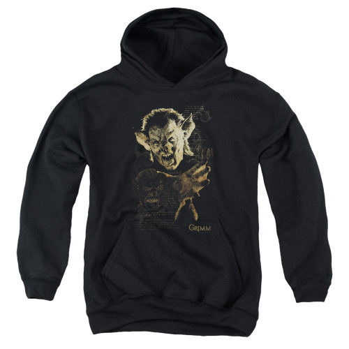 Image for Grimm Youth Hoodie - Murcilago