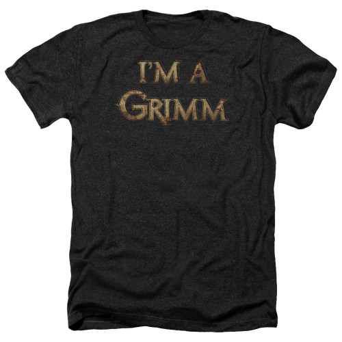 Image for Grimm Heather T-Shirt - I'm a Grimm