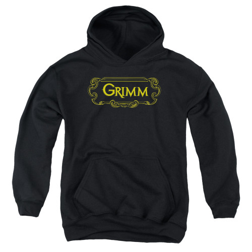 Image for Grimm Youth Hoodie - Plaque Logo