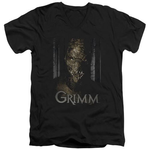 Image for Grimm T-Shirt - V Neck - Chompers