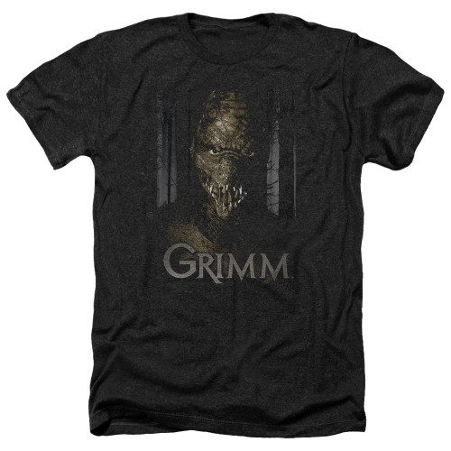 Image for Grimm Heather T-Shirt - Chompers