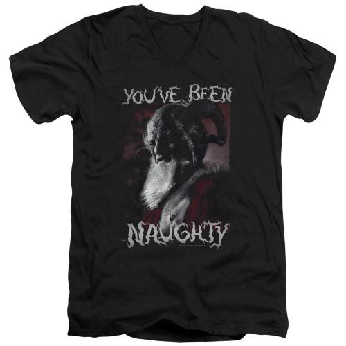 Image for Grimm T-Shirt - V Neck - Merry Krampus